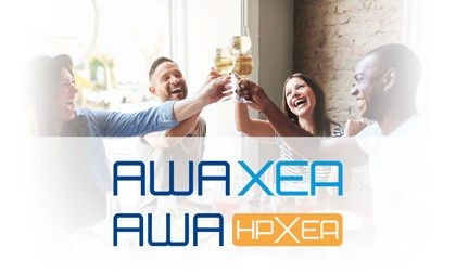 AWA HP XEA: your sustainable choice!