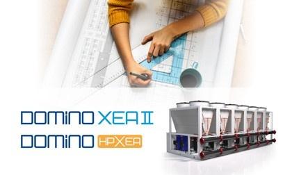 Domino XEA II and Domino HP XEA