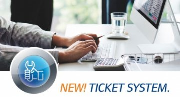 New Ticket System